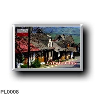 PL0008 Europe - Poland - Lanckorona