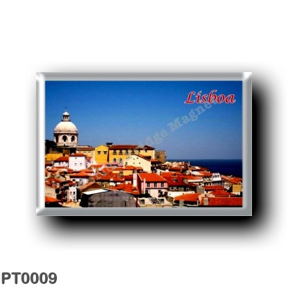 PT0009 Europe - Portugal - Lisbon - Amalfa