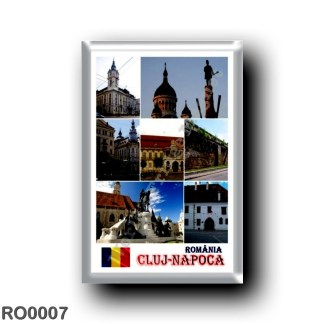 RO0007 Europe - Romania - Cluj-Napoca - Mosaic