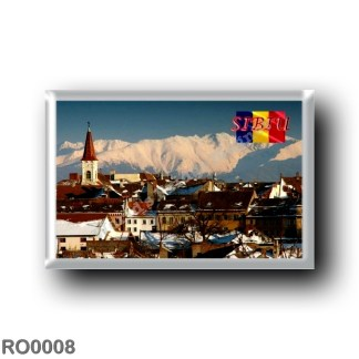 RO0008 Europe - Romania - Sibiu - Panorama