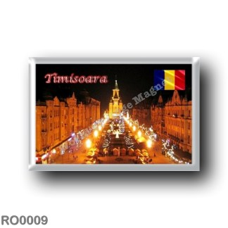 RO0009 Europe - Romania - Timisoara - Piata Victoriei