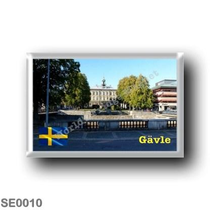 SE0010 Europe - Sweden - Europe - Sweden - Gävle