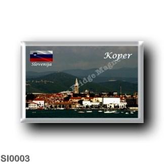 SI0003 Europe - Slovenia - Koper - Capodistria
