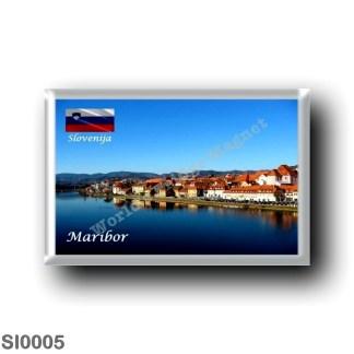 SI0005 Europe - Slovenia - Drava a Maribor
