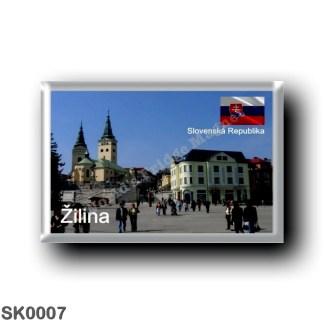 SK0007 Europe - Slovakia - Žilina