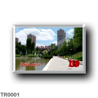 TR0001 Europe - Turkey - Ankara