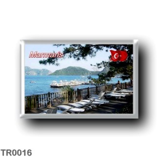 TR0016 Europe - Turkey - Marmaris