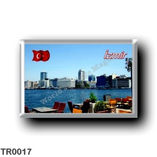 TR0017 Europe - Turkey - Smirne