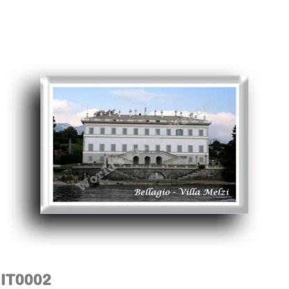 IT0002 Europe - Italy - Lombardy - Lake Como - Bellagio - Villa Melzi
