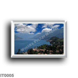 IT0005 Europe - Italy - Lombardy - Lake Como - Bellagio
