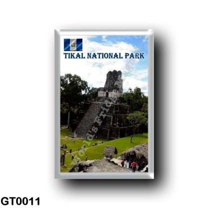 GT0011 America - Guatemala - Tikal - National Park