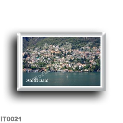 IT0021 Europe - Italy - Lombardy - Lake Como - Moltrasio