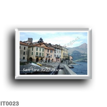 IT0023 Europe - Italy - Lombardy - Lake Como - San Siro Rezzonico