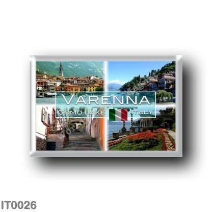 IT0026 Europe - Italy - Lake Como - Varenna