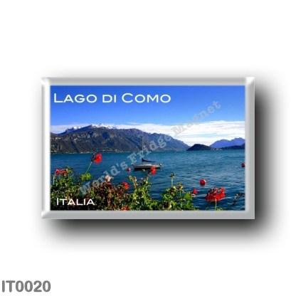 IT0020 Europe - Italy - Lake Como - view