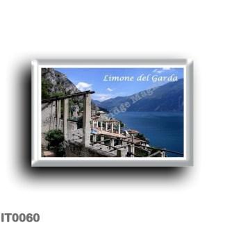 IT0060 Europe - Italy - Lake Garda - Limone del Garda - Panorama