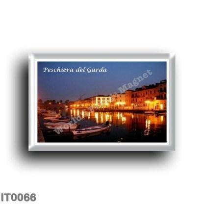 IT0066 Europe - Italy - Lake Garda - Peschiera del Garda - Panorama