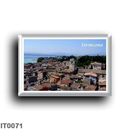 IT0071 Europe - Italy - Lake Garda - Sirmione - Panorama