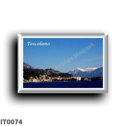 IT0074 Europe - Italy - Lake Garda - Toscolano - Panorama