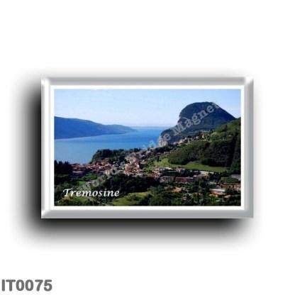 IT0075 Europe - Italy - Lake Garda - Tremosine - Panorama