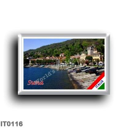 IT0116 Europe - Italy - Lake Maggiore - Suna