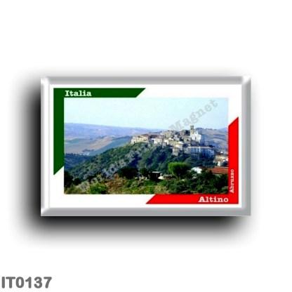 IT0137 Europe - Italy - Abruzzo - Altino