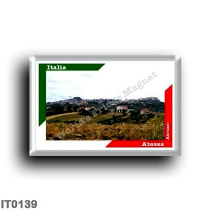 IT0139 Europe - Italy - Abruzzo - Atessa