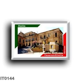 IT0144 Europe - Italy - Abruzzo - Casacanditella