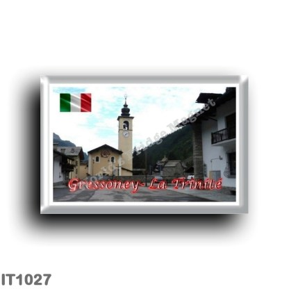 IT1027 Europe - Italy - Valle d'Aosta - Gressoney-La-Trinité
