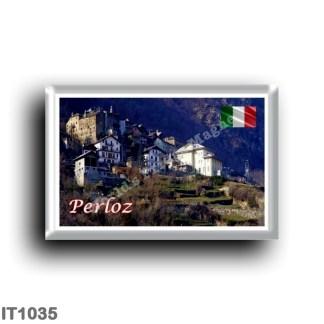 IT1035 Europe - Italy - Valle d'Aosta - Perloz