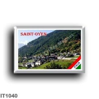 IT1040 Europe - Italy - Valle d'Aosta - Saint-Oyen