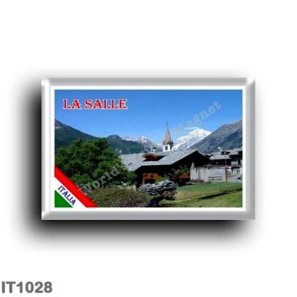 IT1028 Europe - Italy - Valle d'Aosta - La Salle