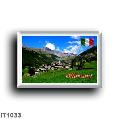 IT1033 Europe - Italy - Valle d'Aosta - Ollomont