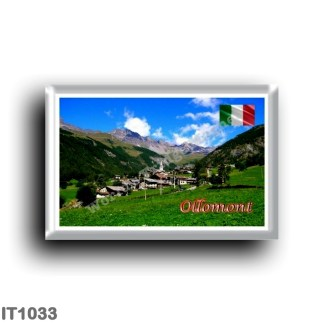 IT1033 Europe - Italy - Valle d'Aosta - Ollomont