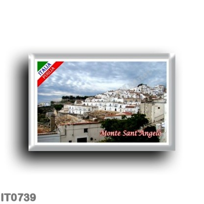 IT0739 Europe - Italy - Puglia - Foggia - Monte Sant'Angelo