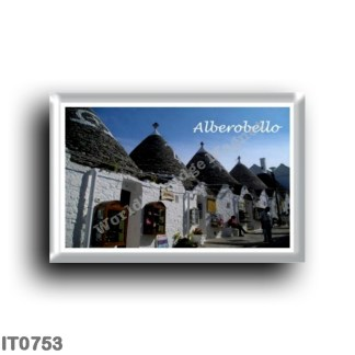 IT0753 Europe - Italy - Puglia - Alberobello - The Trulli
