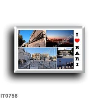 IT0756 Europe - Italy - Puglia - Bari - I Love