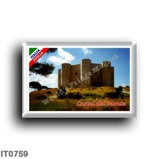 IT0759 Europe - Italy - Puglia - Castel del Monte