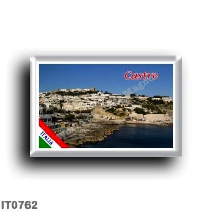IT0762 Europe - Italy - Puglia - Salento - Castro Panorama