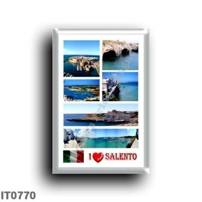 IT0770 Europe - Italy - Puglia - Salento - I Love