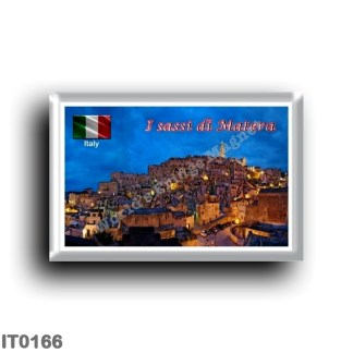 IT0166 Europe - Italy - Basilicata - The Sassi of Matera - UNESCO heritage