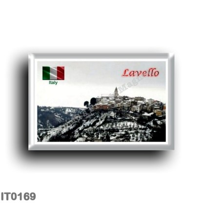 IT0169 Europe - Italy - Basilicata - Lavello - Panorama