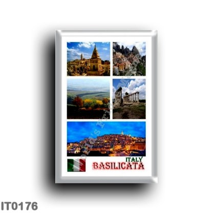 IT0176 Europe - Italy - Basilicata - Mosaic