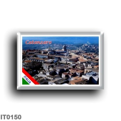 IT0150 Europe - Italy - Calabria - Catanzaro
