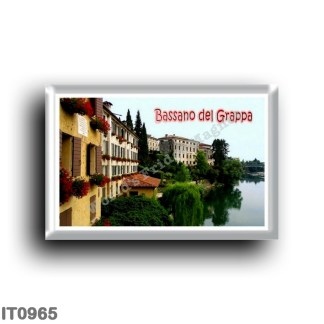 IT0965 Europa - Italia - Veneto - Bassano del Grappa - Le Case Sul Brenta