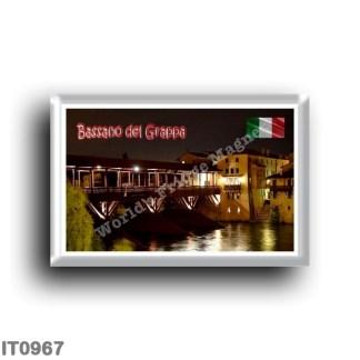 IT0967 Europe - Italy - Veneto - Bassano del Grappa - Ponte degli Alpini