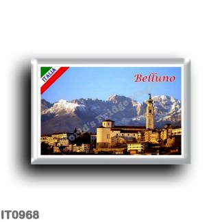 IT0968 Europa - Italia - Veneto - Belluno-Schiara