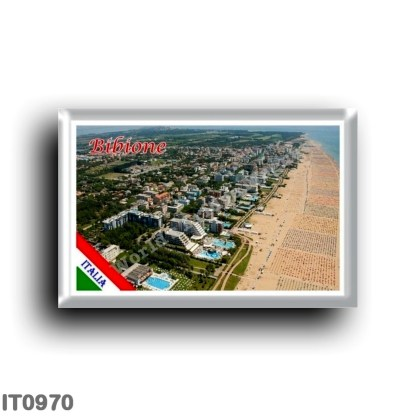 IT0970 Europe - Italy - Veneto - Bibione - Panorama