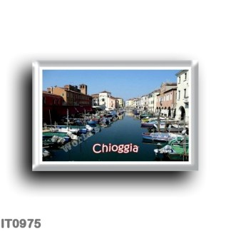 IT0975 Europe - Italy - Veneto - Chioggia