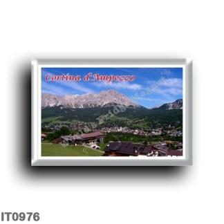 IT0976 Europe - Italy - Veneto - Cortina D Ampezzo